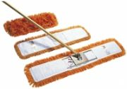 "60cm (24"") Sweeper complete with ""break"" frame, alumini"